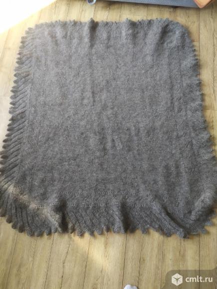 Пуховый платок. Фото 2.