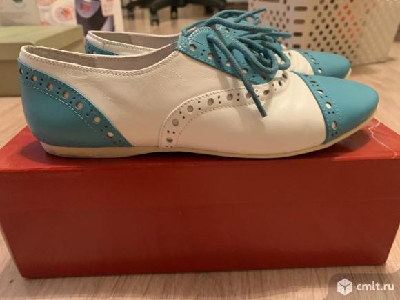 Туфли женские Mascotte, размер 36. Фото 2.
