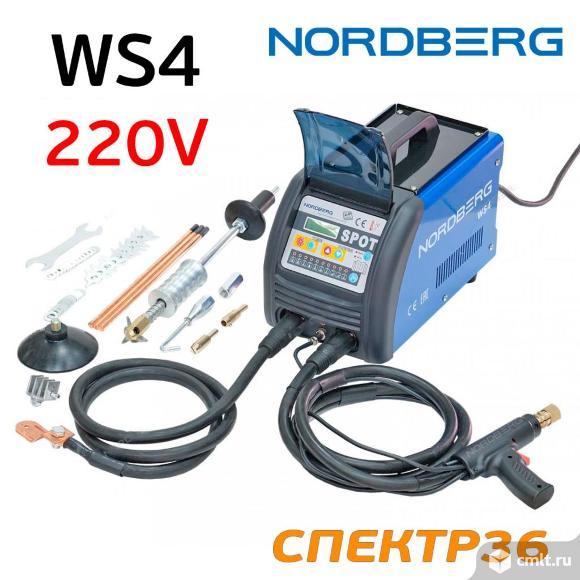 Споттер Nordberg WS4 (220В) + набор аксессуаров. Фото 1.