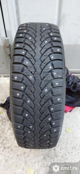 Зимние шины шипованные Pirelli Formula Ice. Фото 1.