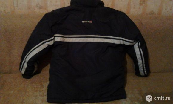 Куртка зимняя Reebok. Фото 2.