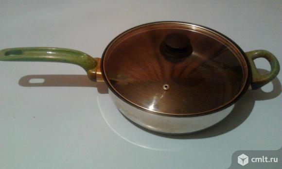 Сковорода Cookware Accessory. Фото 1.