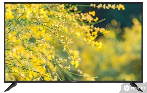 """Новый гарантия год 4К UHD Smart  телевизор Digma DM-LED50UQ31 50 """" (127см). Фото 1."""