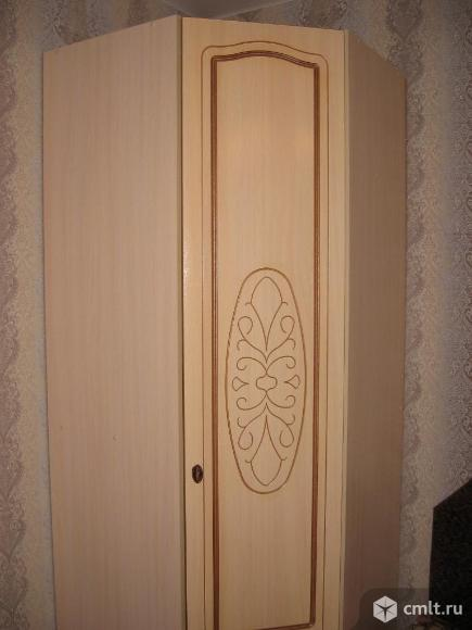 Шкаф угловой. Фото 1.
