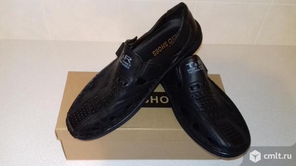 Туфли мужские новые. Фото 1.