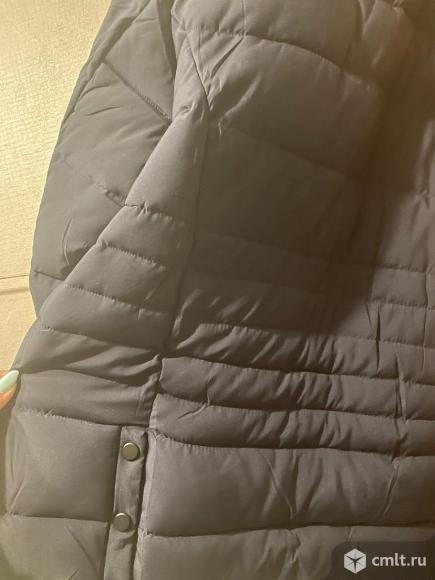 Мужская зимняя куртка 64-68 р-р(новая). Фото 5.