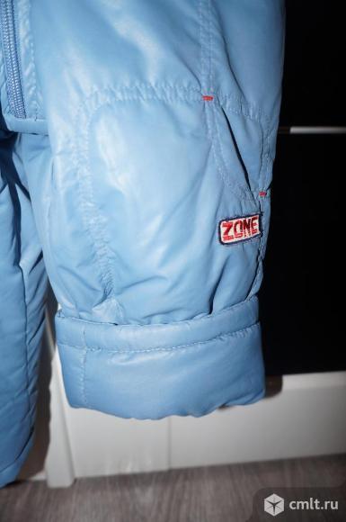 Комплект зимний Куртка и полукомбинезон размер 80. Фото 6.