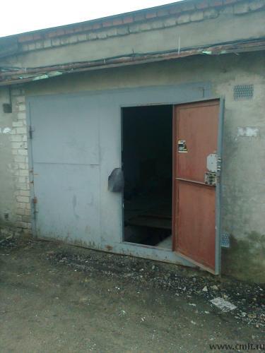 Капитальный гараж 24 кв. м Электроника