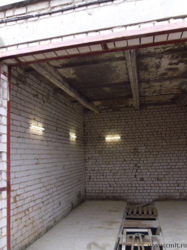 БСМП район, Фаэтон-1 кооператив: капитальный гараж 6х4 м