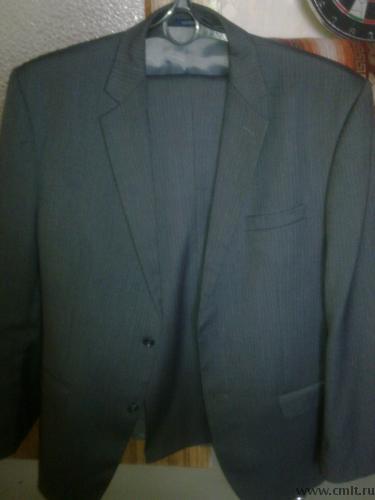 Мужской костюм (р-р 56). Фото 1.