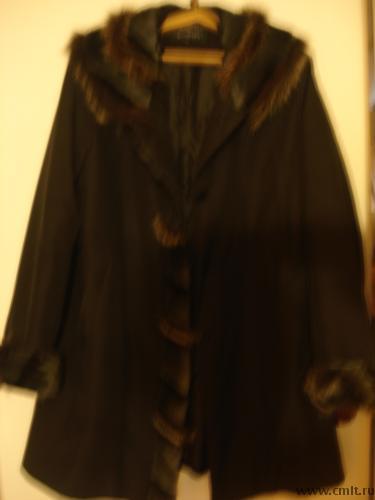 Зимняя куртка с подстежкой. Фото 1.