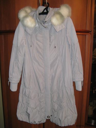 Женское зимнее пальто. Фото 1.