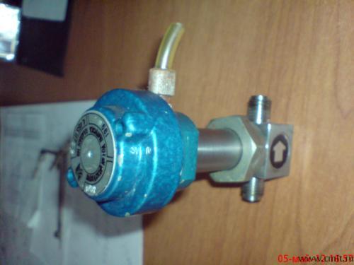 Клапан НЗ. Фото 1.