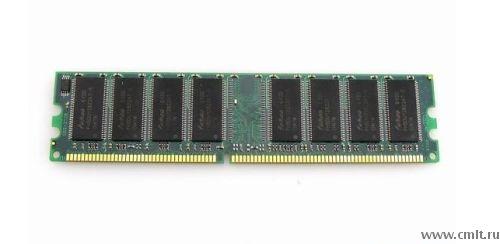 Память оперативную DDR1 PC3200  128Mb