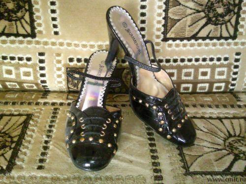 Новая обувь. Фото 1.