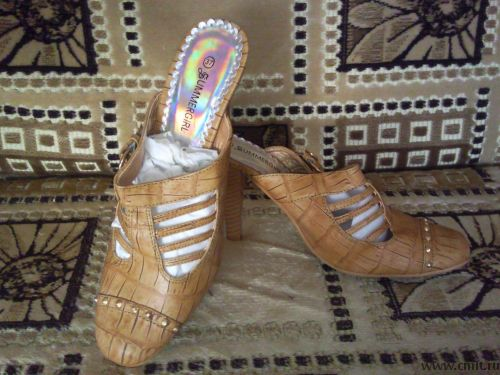 Новая обувь. Фото 3.