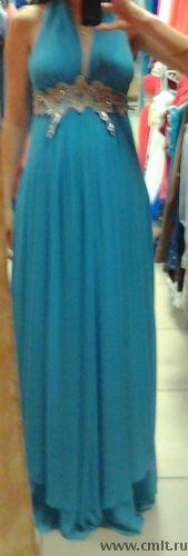 Вечернее платье р 44. Фото 1.