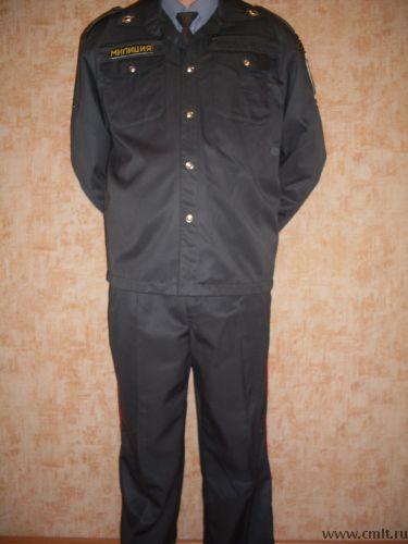 Форма сотрудника милиции новая + рубашка галстук
