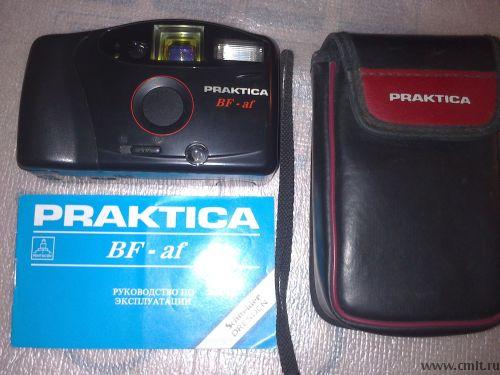 """Фотоаппарат """"PRAKTICA"""" BF-af"""