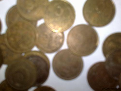 Монеты СССР и России до 1997г. Фото 1.