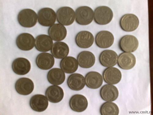 Монеты СССР и России до 1997г. Фото 2.