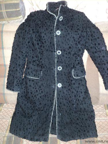 Продам демисезонное пальто на девочку подростка. Фото 1.