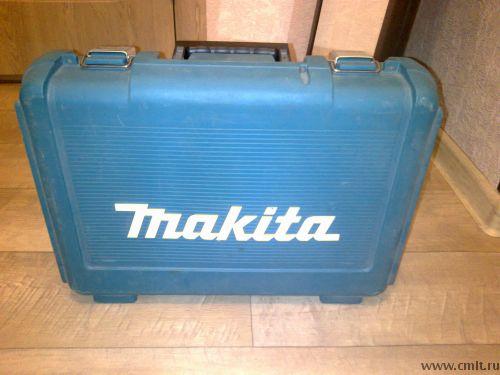 Продам чемодан Makita для шуруповерта. Фото 1.