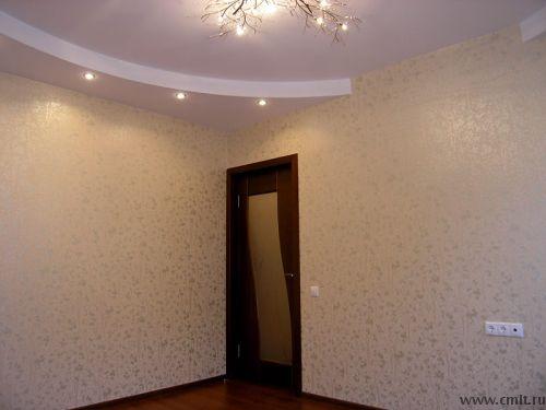 Малярно-обойные работы. Потолки. Стены. Фактурное покрытие