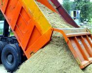 Песок желтый, песок белый, песок речной, песок для штукатурки и стяжки, глина, щебень мелкий, щебень средний, отсев, керамзит, Асфальтный срез, керамзит, строительный мусор, битый бетон, битый кирпич.