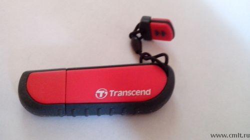 USB Flash Transcend 16Gb защищенный корпус