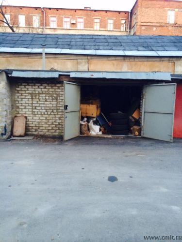 Капитальный гараж 27 кв. м