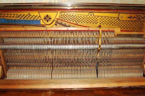 Немецкое пианино Zimmermann 19 век продам