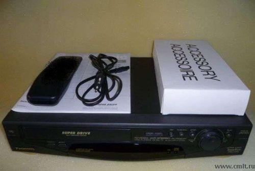 Panasonic nv-hd 650 HI-FI STEREO