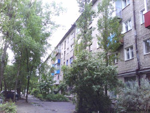 2-комнатная квартира Б.Хмельницкого с раздельными комнатами  44 кв.м