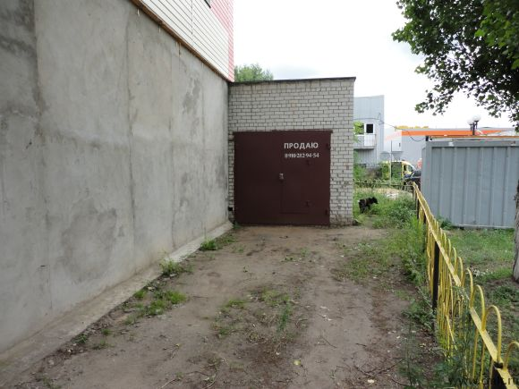 Продаю капитальный гараж 12*7,5 метров кооп «Рубин-7».