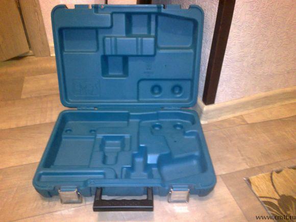 Продам чемодан Makita для шуруповерта. Фото 2.
