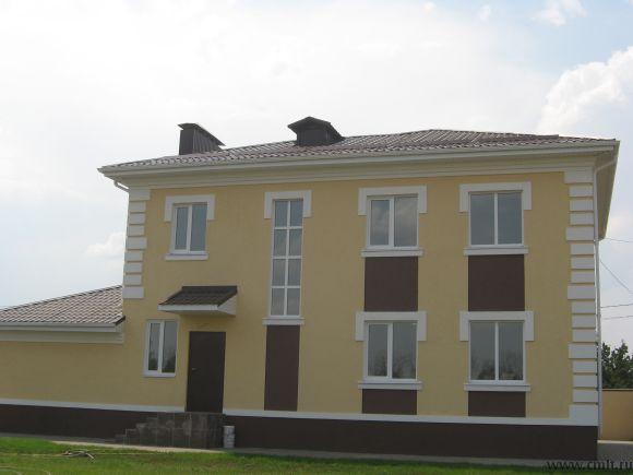 Новоусманский район, Отрадное. Коттедж, 190 кв.м, 2 эт