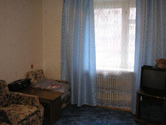 Однокомнатная квартира благоустроенная в аренду в