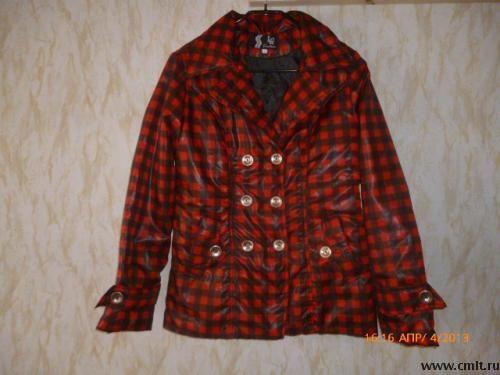 Продам куртку жен., новая, 46-48 р-р.. Фото 1.