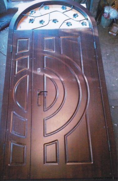 Двери входные, тамбурные на заказ. С утеплением, порошково-полимерным покрытием.. Фото 8.