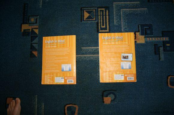 Продам учебник с рабочей тетрадью по Английскому языку.