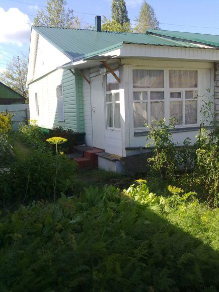 Часть дома 46 кв.м. Фото 1.