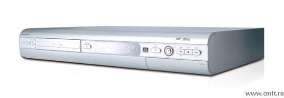 DVD рекордер Philips DVD R 610 неисправный. Фото 1.
