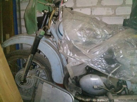 Мотоцикл ИЖ-Юпитер-2К