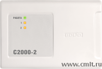 Контроллер доступа на два считывателя С2000-2. Фото 1.
