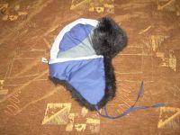 Продам новую зимнюю шапку для мальчика на 5-6 лет. 100% хлопок.