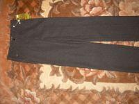 Продам новые классические брюки темно-серого цвета.