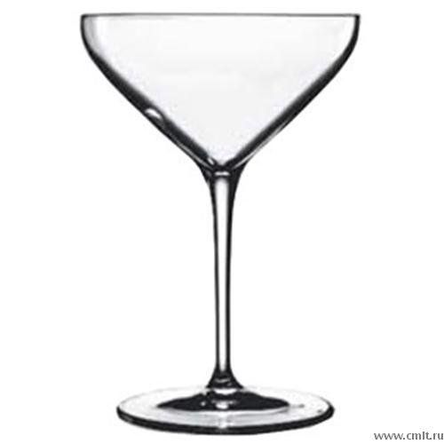 Новые коктейльные бокалы из хрустального стекла