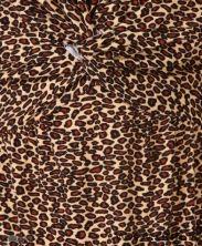Сарафан, р. 54-56, цв. леопардовый, новый, 1 тыс. р. Фото 2.