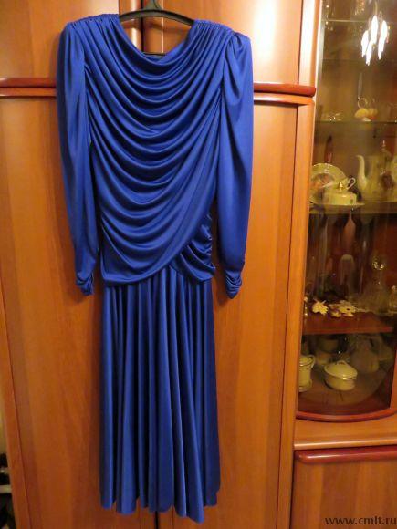 Вечернее женское платье. Фото 2.